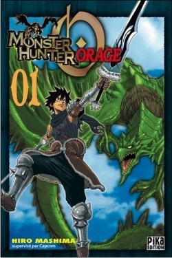 Monster Hunter Orage Monste10