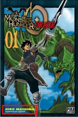 Monster Hunter Orage Monste11