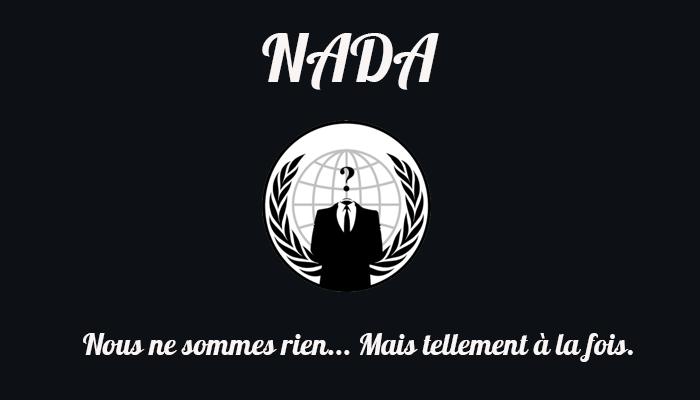 Alliance NADA