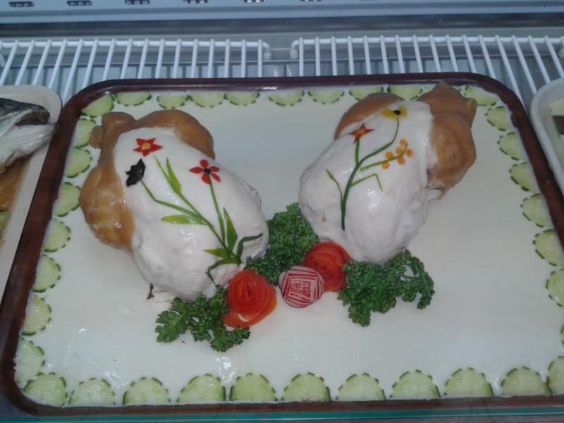 Traiteur & cuisine de haut niveau. 2012-011