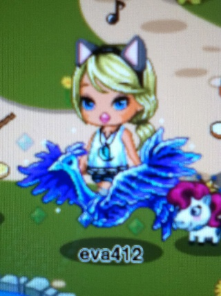 My fantage character!!! Img_1824
