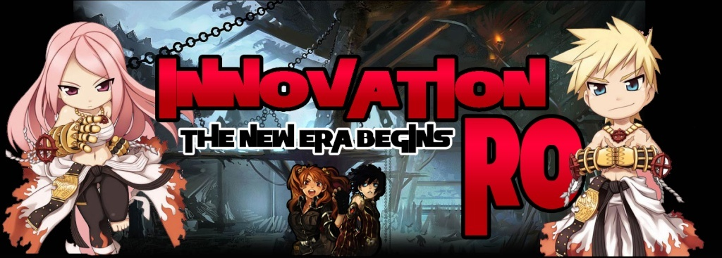 InnovationRO Official Forum