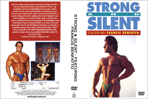 "benfatto - Recherche DVD ou VHS ""STRONG AND SILENT"" avec Benfatto. A-405910"