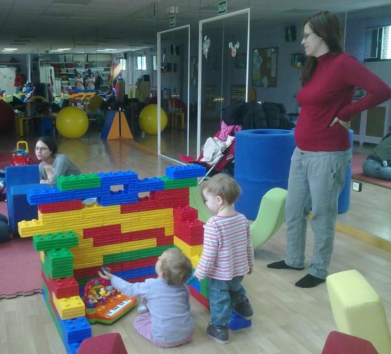 Nuestro aula de maternidad y crianza Aula10