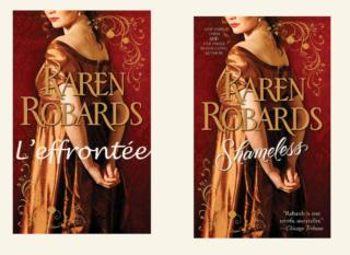 Les Soeurs Banning - Tome 1 : La caresse d'un inconnu de Karen Robards L_eaff10