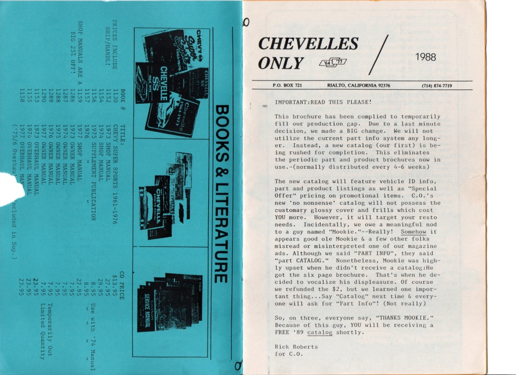 Chevelles Only 112