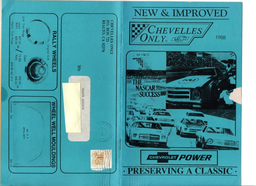 Chevelles Only 1988_c13