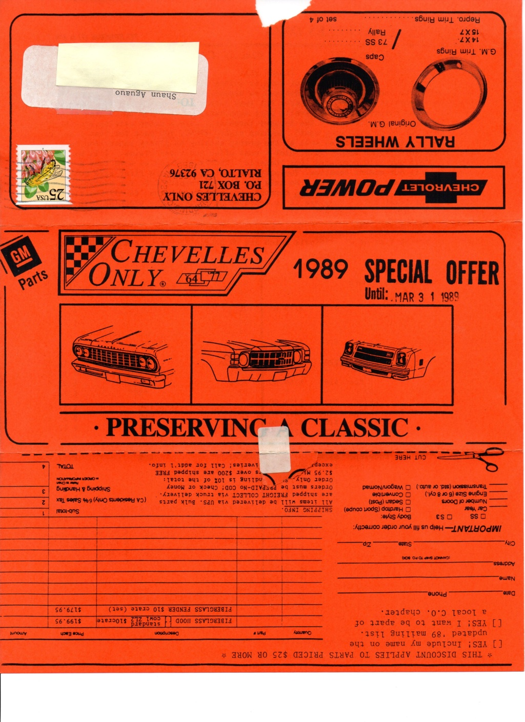 Chevelles Only 1989_f10