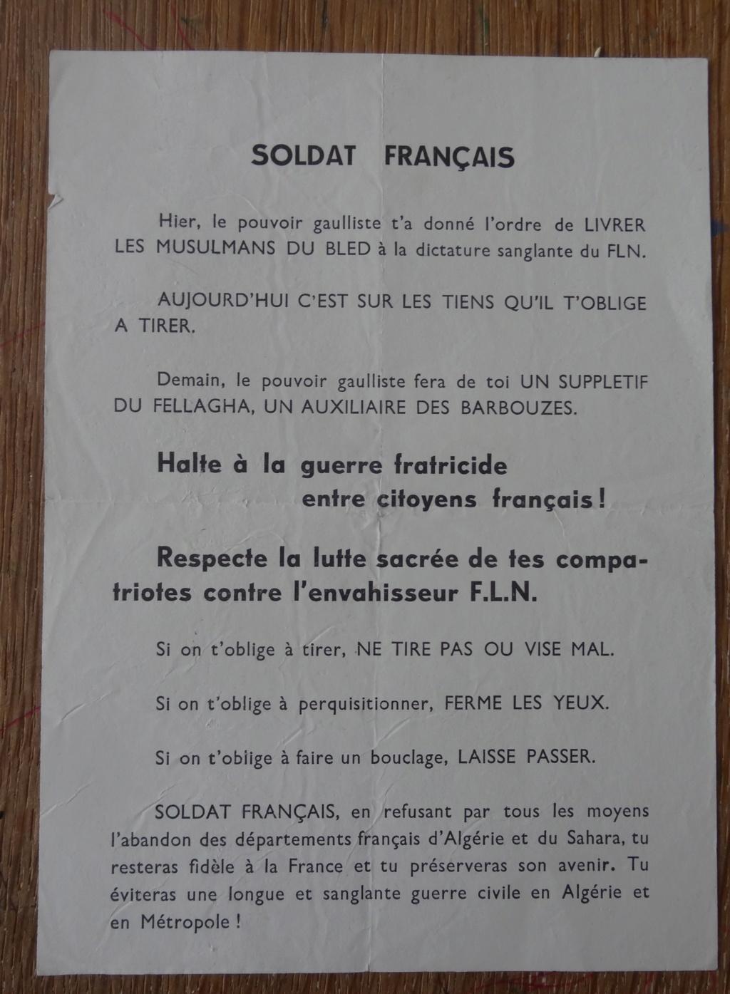 OAS - guerre d'Algérie - documents d'époque? Dsc01510