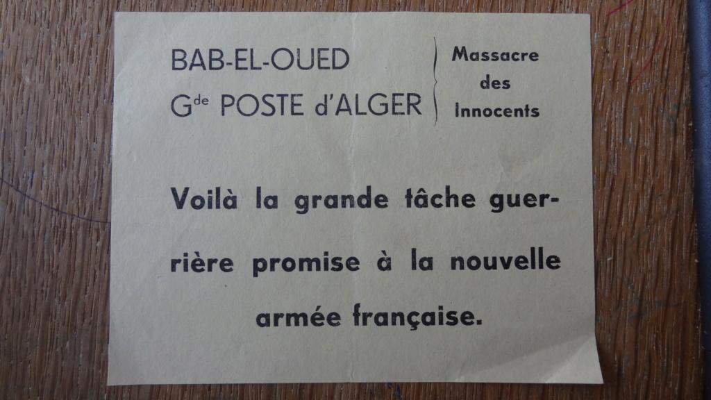 OAS - guerre d'Algérie - documents d'époque? Dsc01511