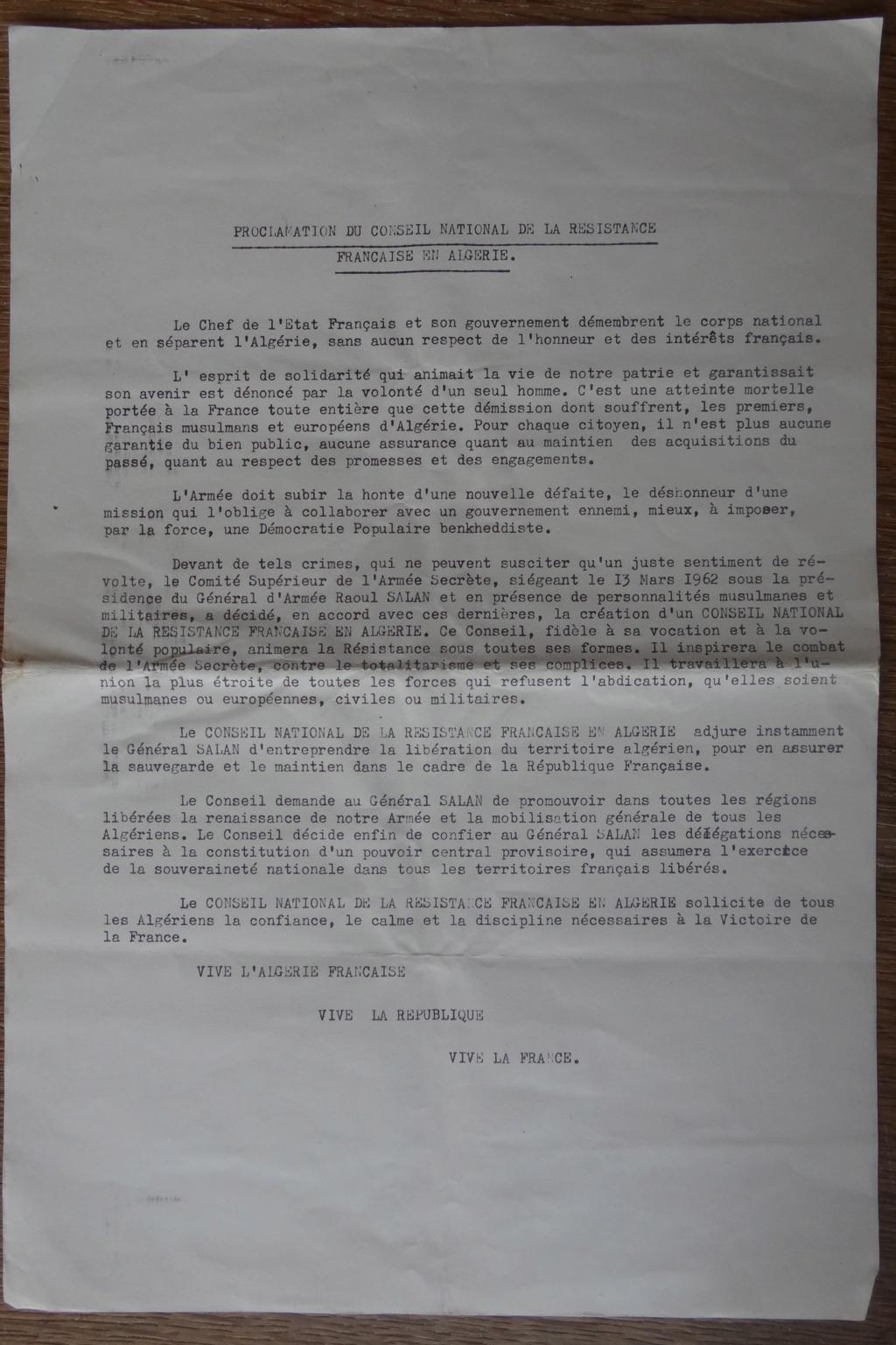 OAS - guerre d'Algérie - documents d'époque? Dsc01516