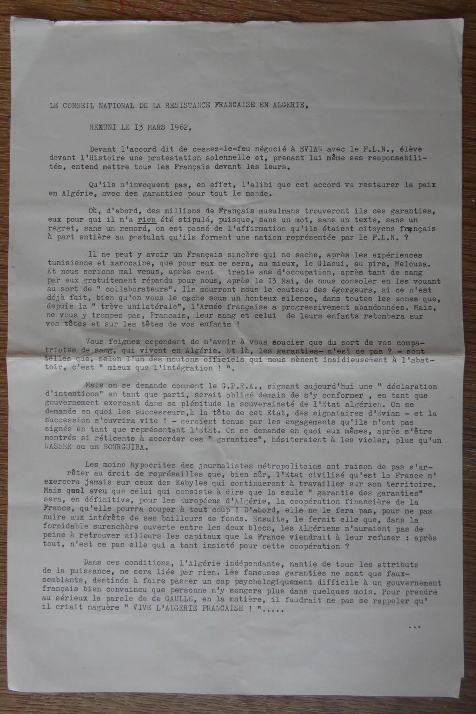 OAS - guerre d'Algérie - documents d'époque? Dsc01517