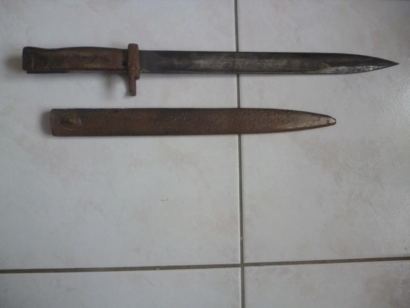 baionette sans aucune marque.... P1220911