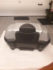 Top-case Touring de 50 litres Matt Silver 20190612