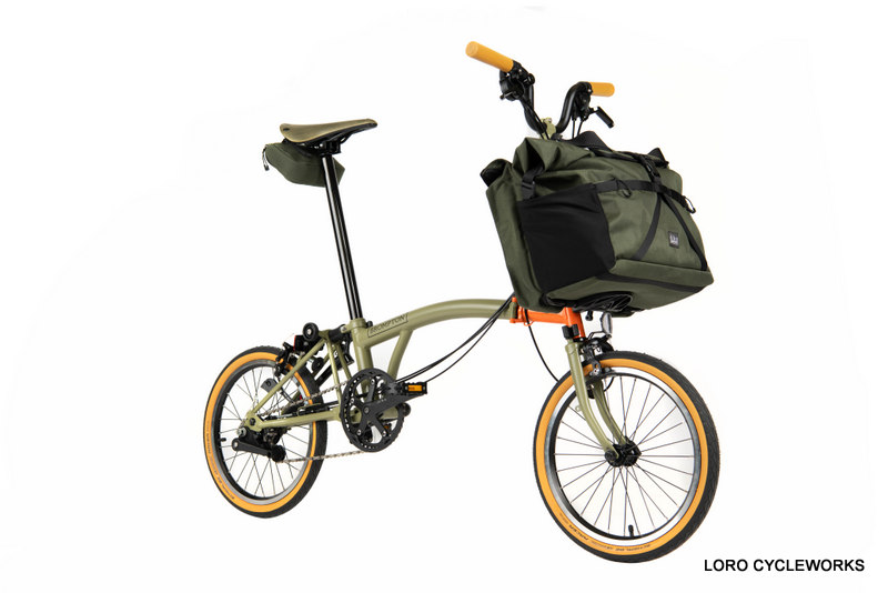 Brompton Limited & Special Editions : une petite synthèse - Page 3 Brompt10