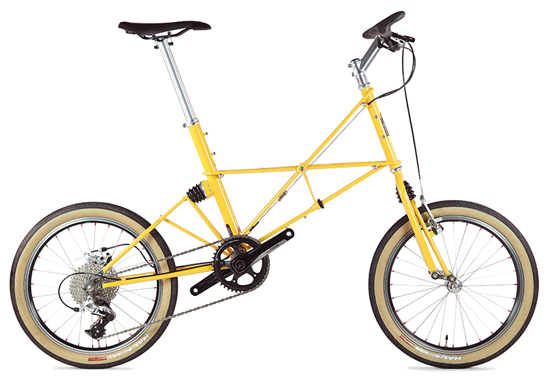 Brompton Gravel/Bike packing Xtb_lr10
