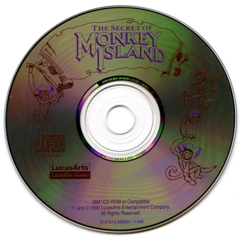 Question monkey island CD The_se10