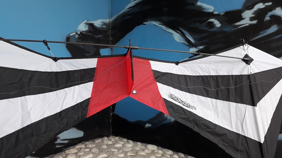 METEOR le nouveau cerf-volant 4 lignes de la marque HQ KITES 73244210