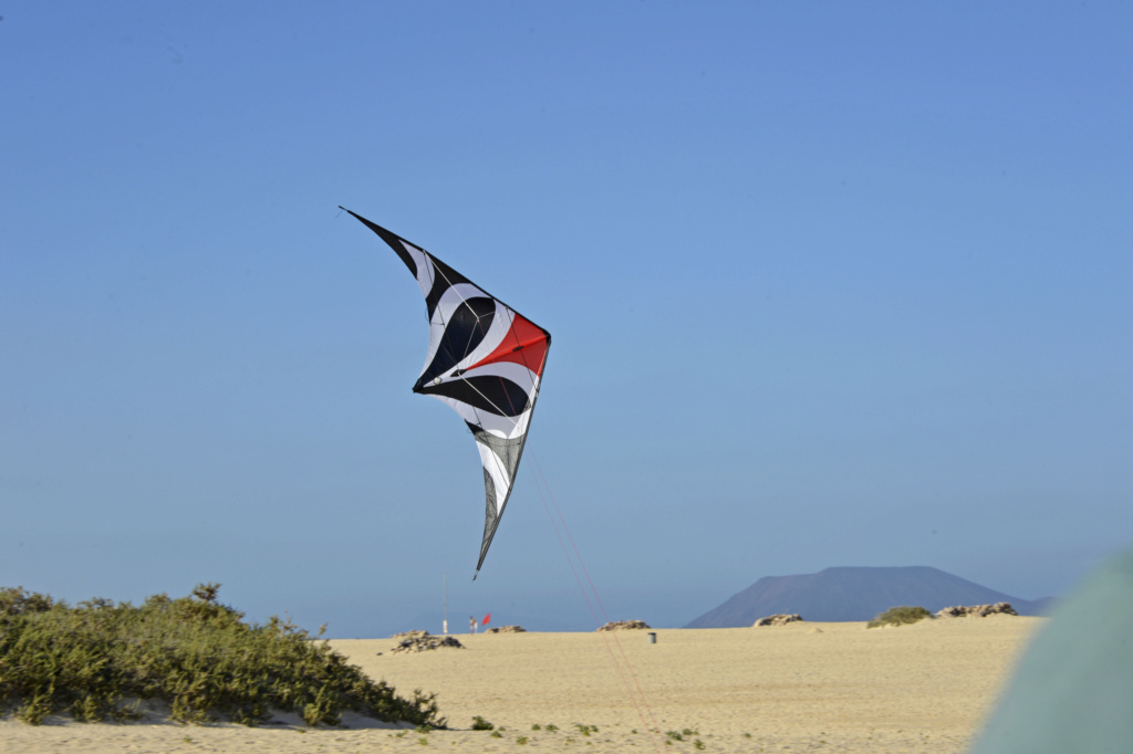 Macara mini pour vous évoluer en indoor ou en vent très léger Maraca12