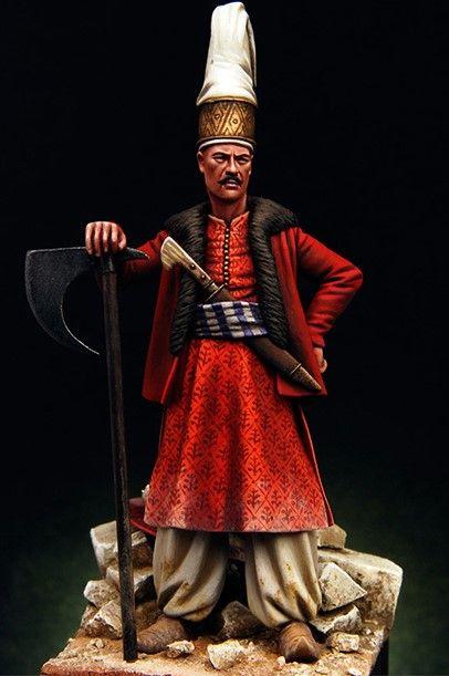 Soldat Mamelouk 90 mm 17205310