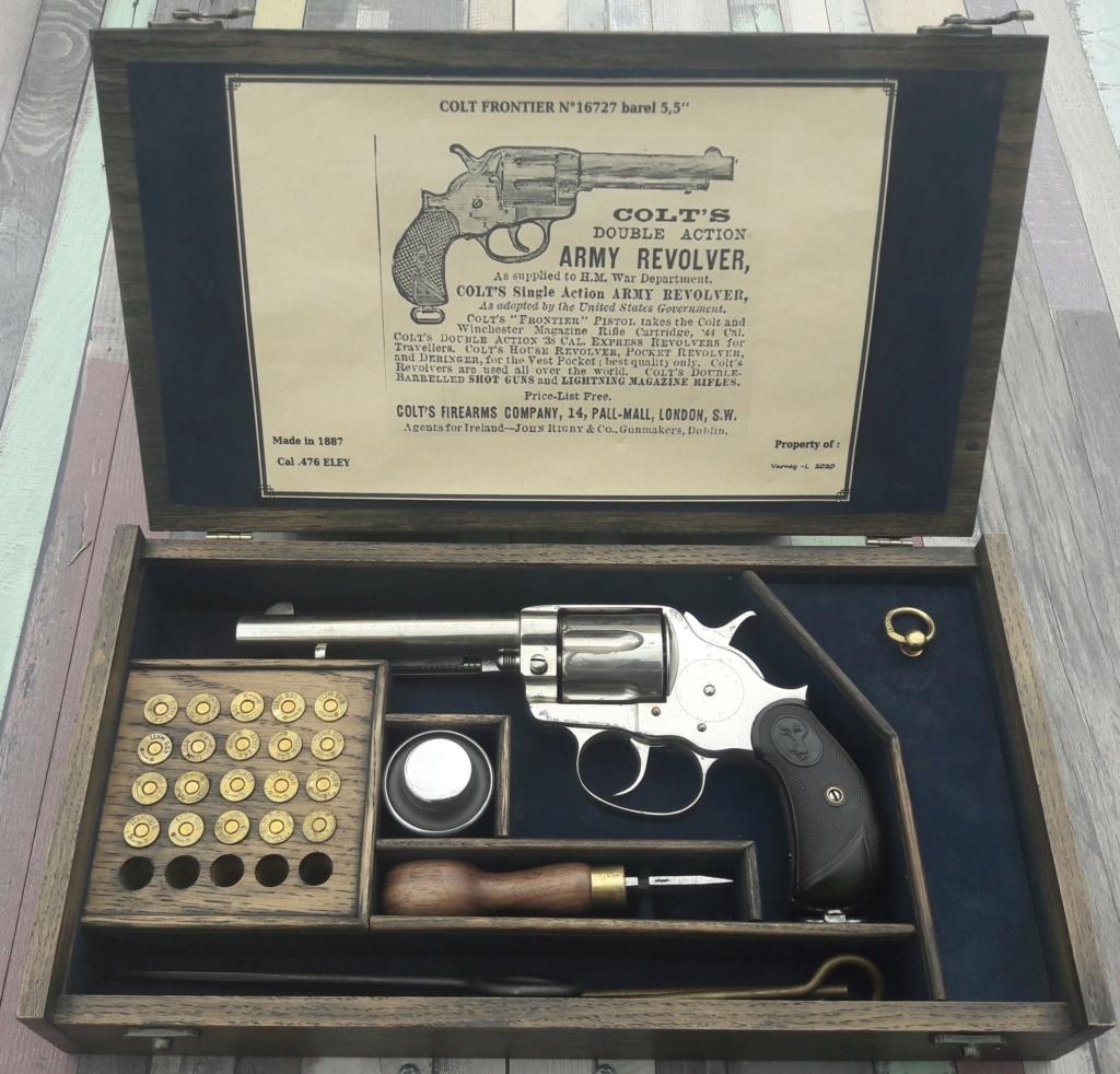 Revolver DD Levaux Match calibre 450 20200626