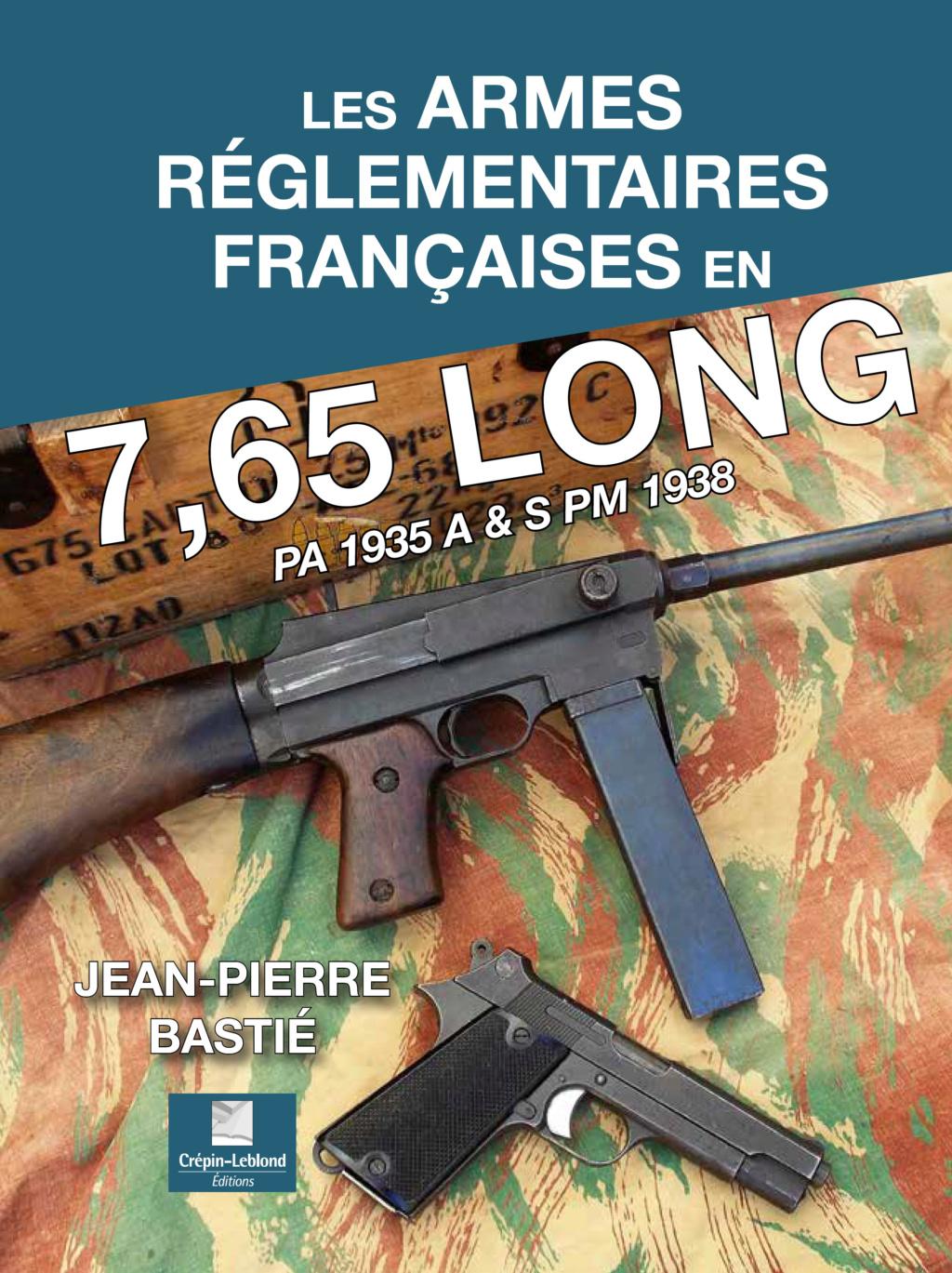 Le 7,65 long par Jean-Pierre Bastié Couver10