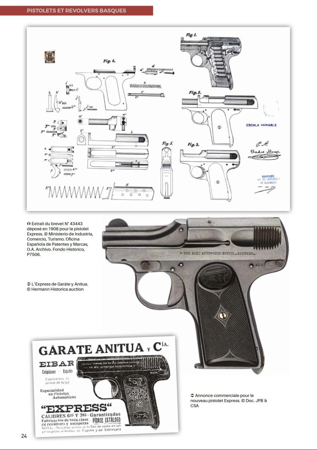 Pistolets et revolvers basques par Jean-Pierre Bastié Pb_210