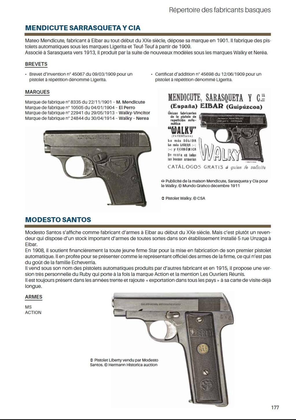 Pistolets et revolvers basques par Jean-Pierre Bastié Pb_410