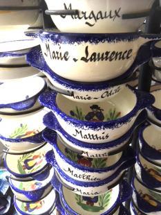 judaïca assiette miniature décor aux dix commandements Bol-br10