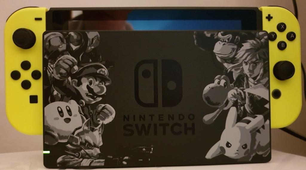 La Switch - Les editions collector Picsar10