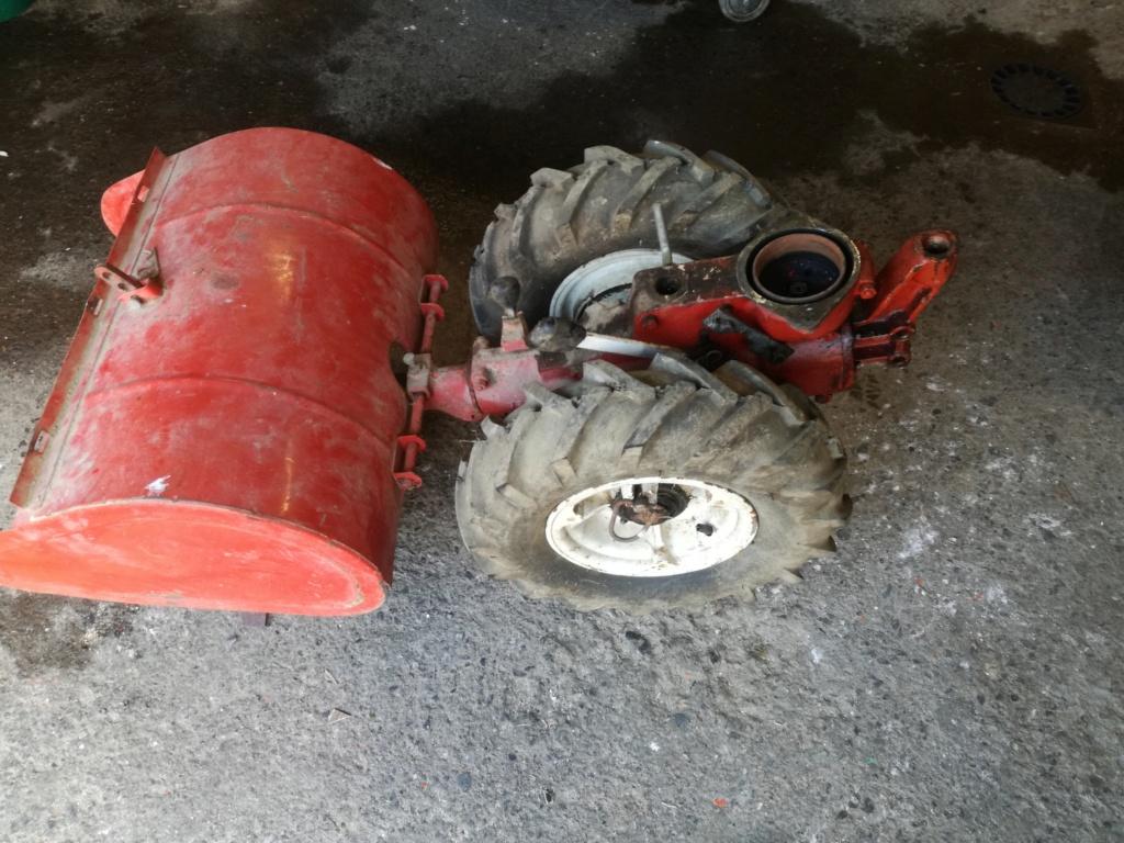 restauration - Restauration d un Motostandard avec Roto  Img_2270