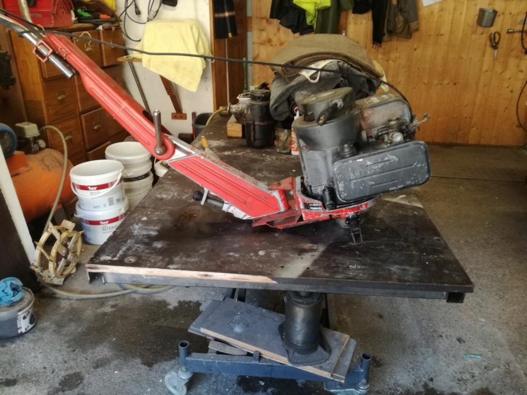 restauration - Restauration d un Motostandard avec Roto  Img_2273