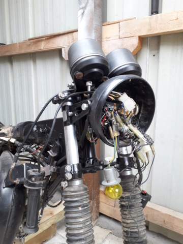 Restauration DTMX 125 par Julien  20180815
