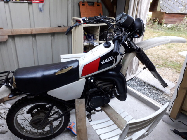 Restauration DTMX 125 par Julien  20180916