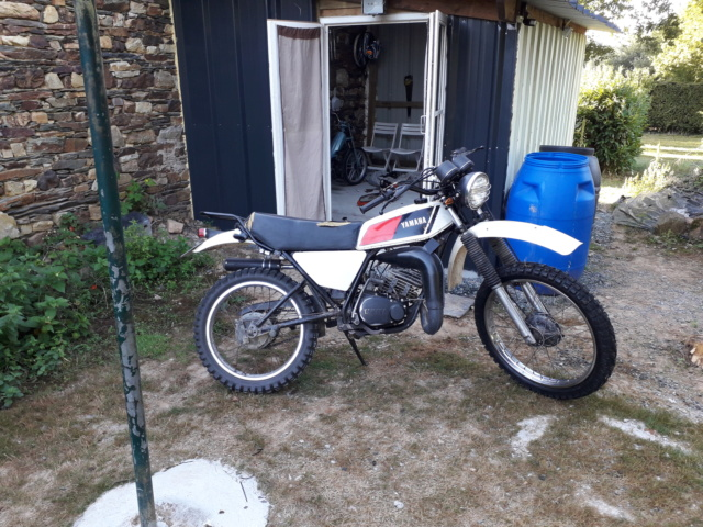 Restauration DTMX 125 par Julien  20180917