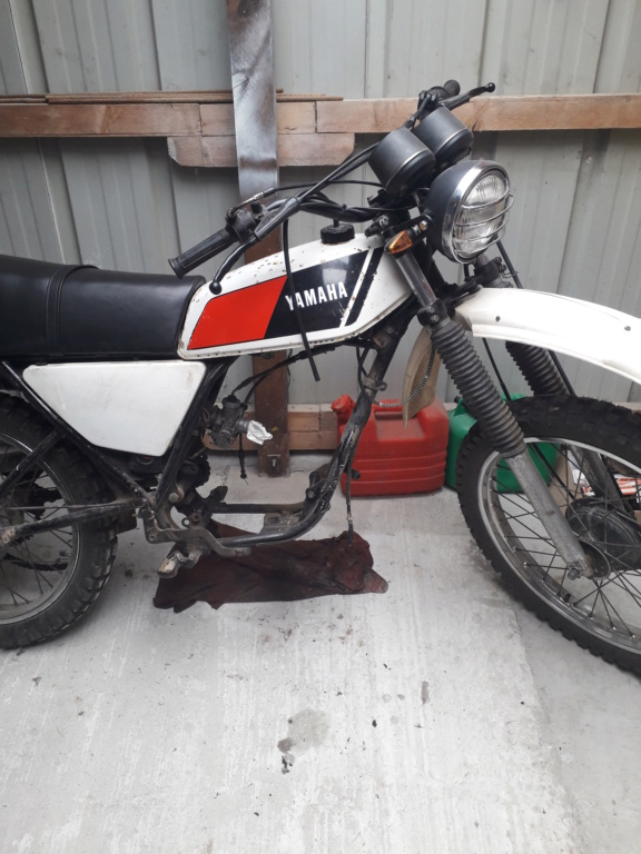 Restauration DTMX 125 par Julien  20181010