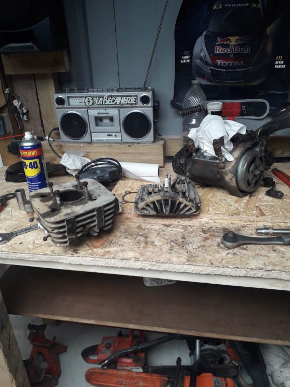 Restauration DTMX 125 par Julien  20181011