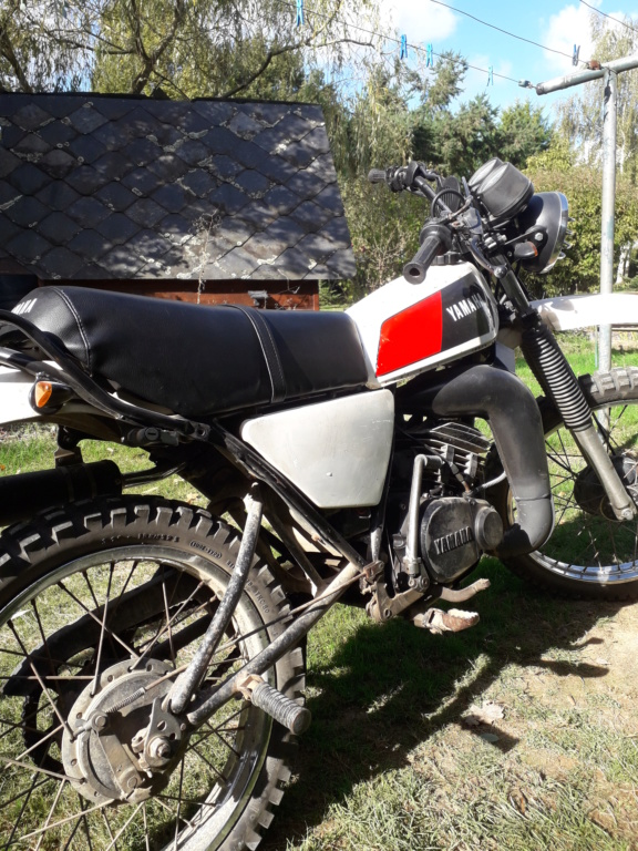 Restauration DTMX 125 par Julien  20181012