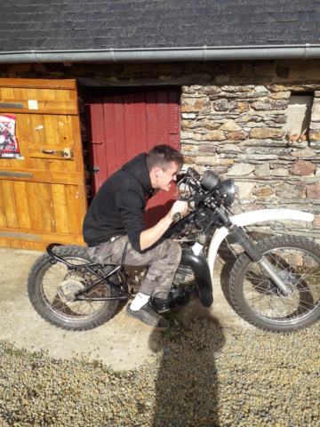 Restauration DTMX 125 par Julien  - Page 2 20190410