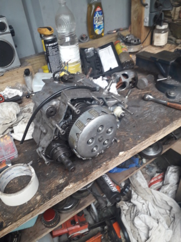 Restauration DTMX 125 par Julien  - Page 2 20190517
