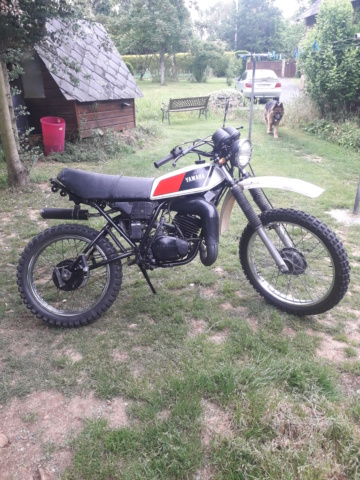 Restauration DTMX 125 par Julien  - Page 2 20190519