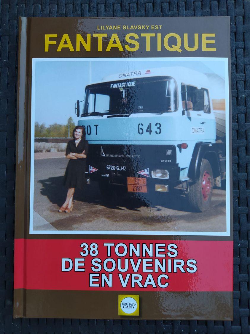 Les Editions CANY présentent : 38 tonnes de souvenirs en vrac 11986412