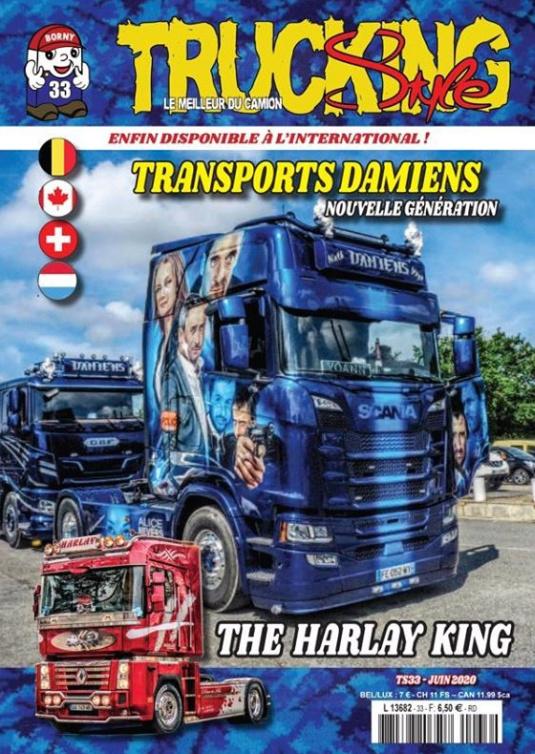 La passion des camions - Portail Tsm3311