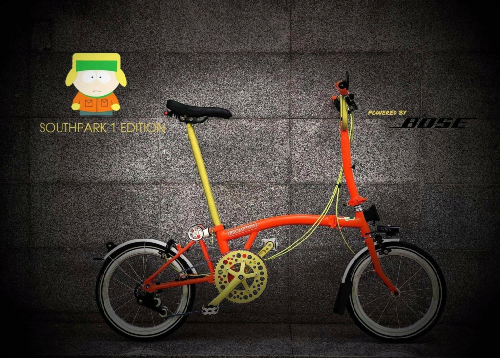 Brompton Limited & Special Editions : une petite synthèse - Page 4 12861010