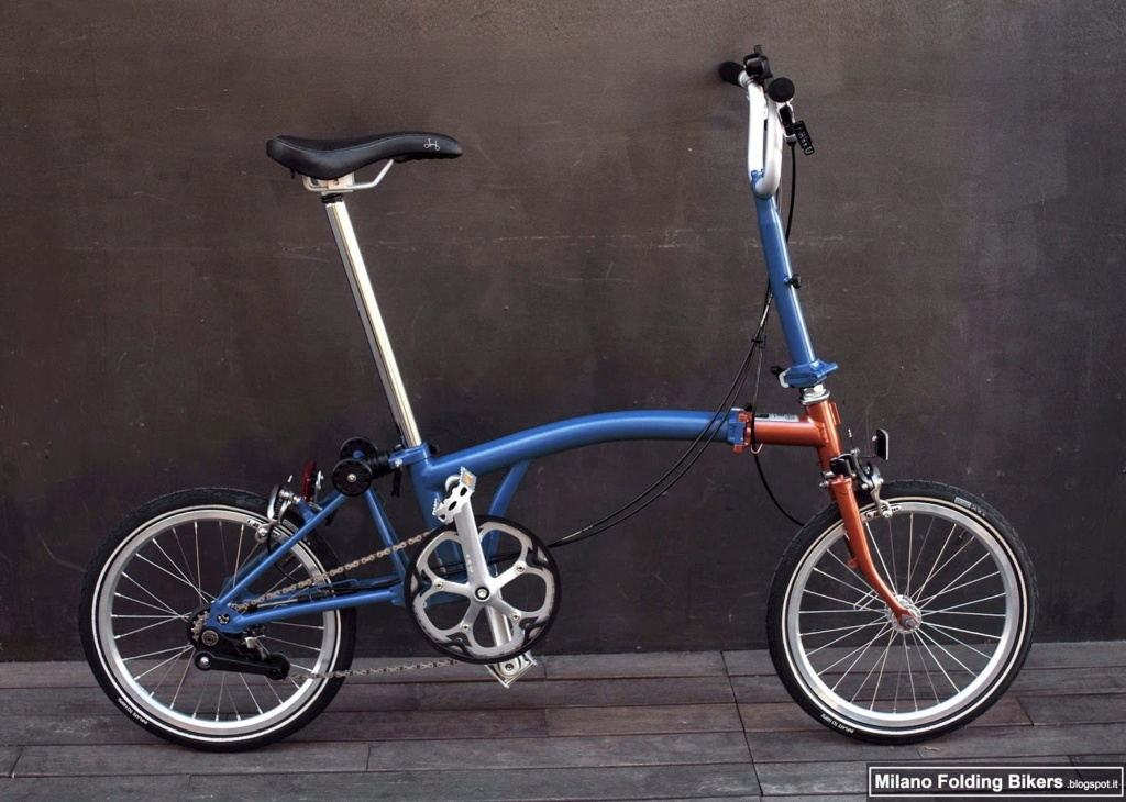 Brompton Limited & Special Editions : une petite synthèse - Page 2 4c3d7410