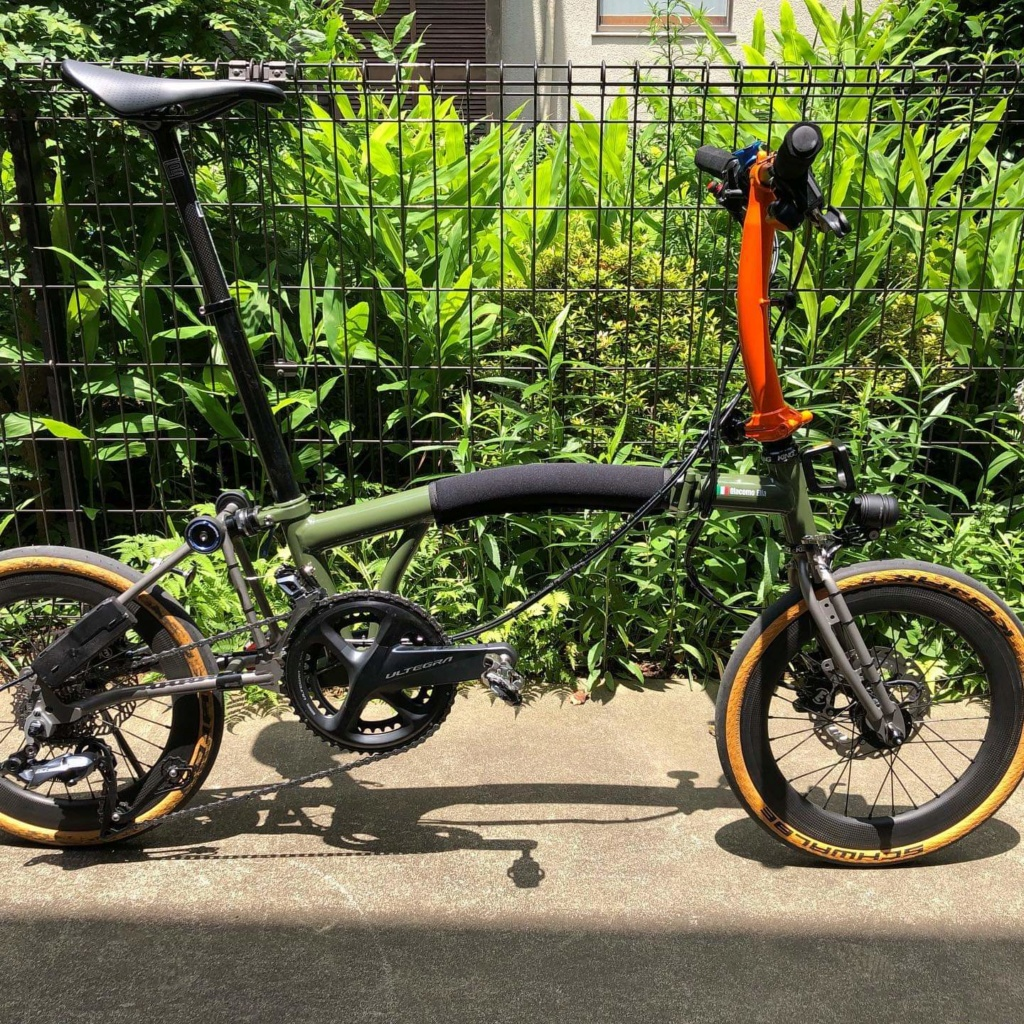 Brompton Limited & Special Editions : une petite synthèse - Page 3 65366710