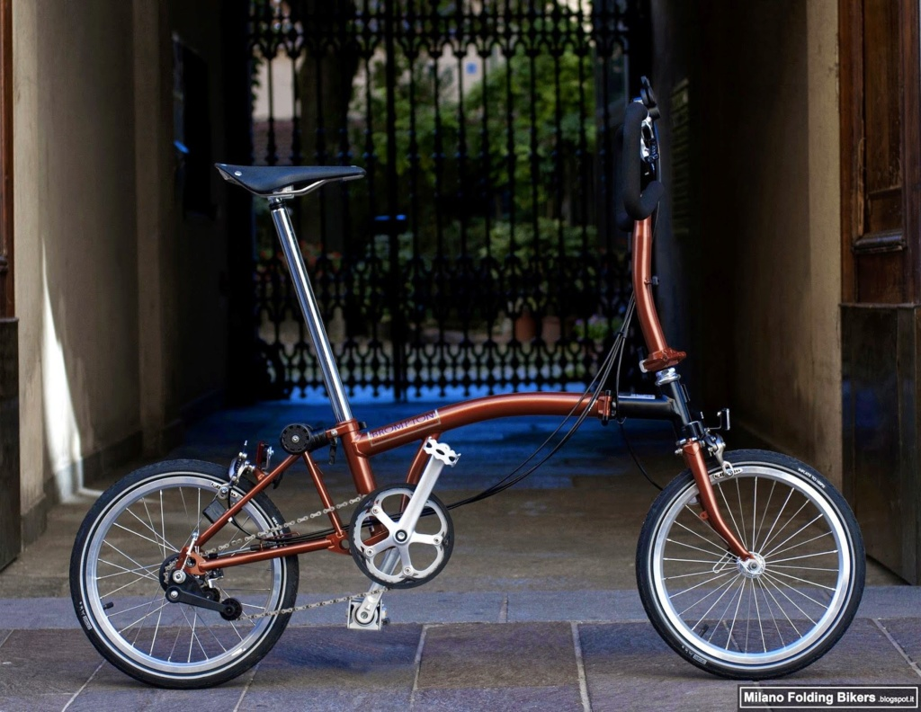 Brompton Limited & Special Editions : une petite synthèse 7707bf10
