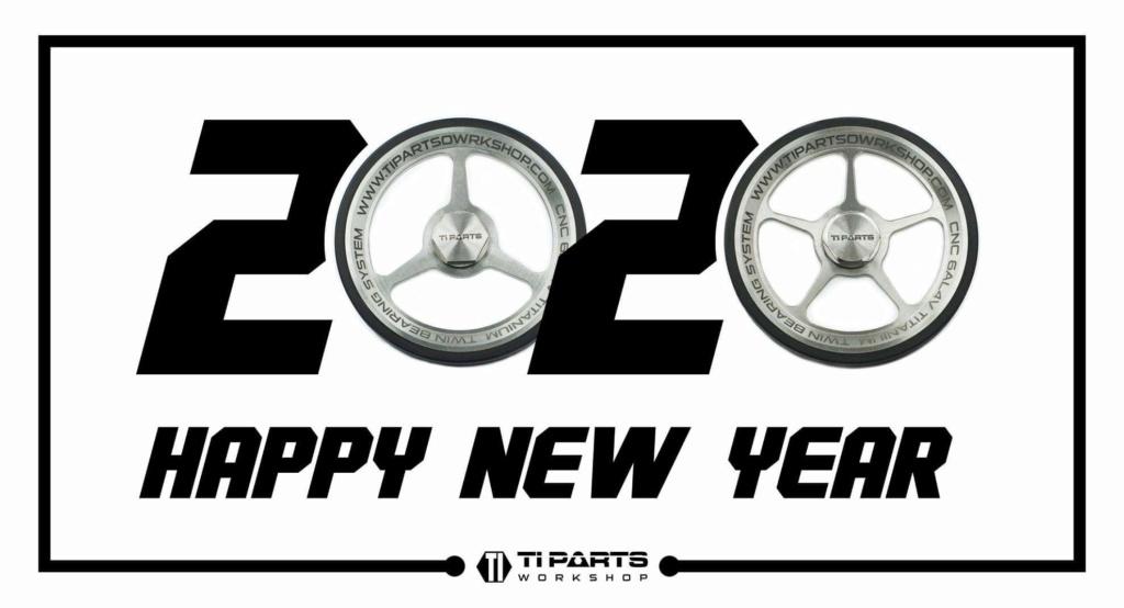 Bonne année 2020 81660710