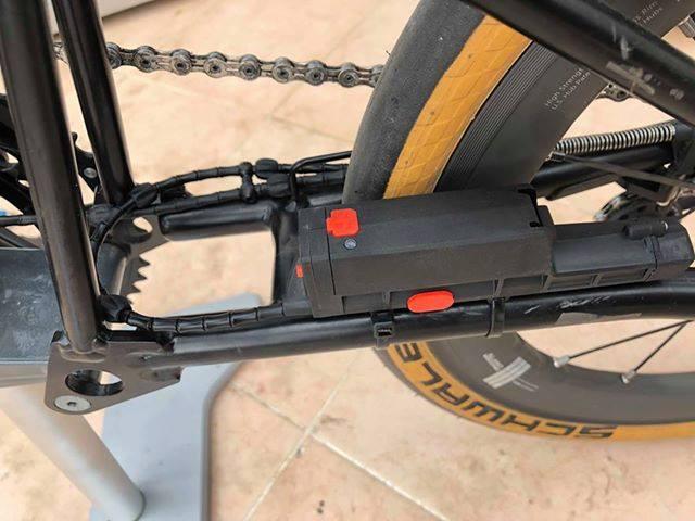 Xshifter - Commande électronique Bikefu10