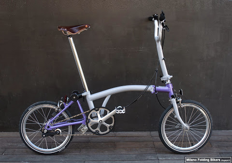 Brompton Limited & Special Editions : une petite synthèse - Page 2 Brompt10